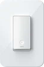 WeMo Smart Light Switch 3-way