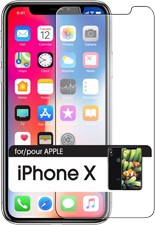 Cellet iPhone X Premium Tempered Glass Screen Protector