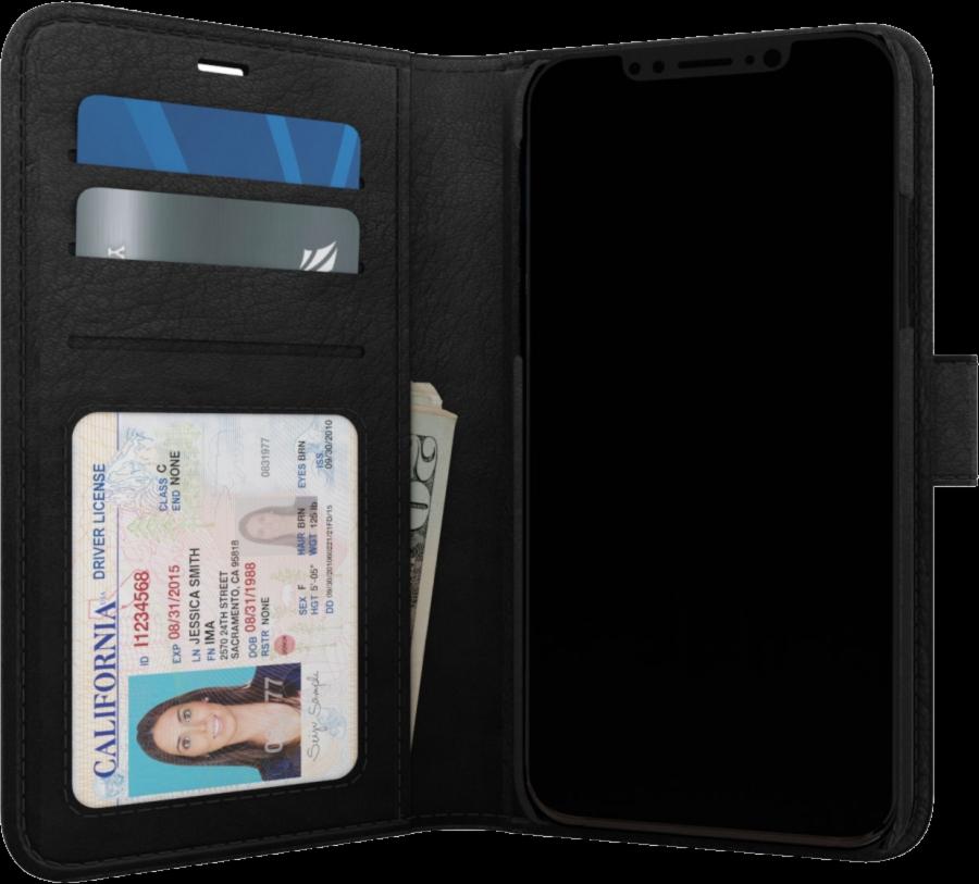 iphone xs book case