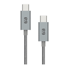 PureGear USB-C to USB-C Braided Charge and Sync Cable (300cm)