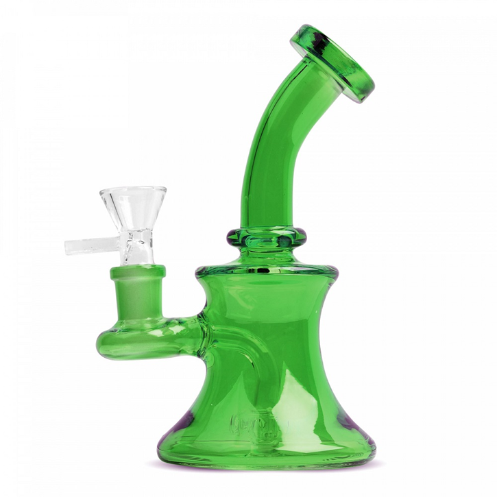 """West Coast Gifts, 5"""" Day Glow Bubbler"""