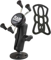 RAM X-Grip with Drill-Down Base Rugged Vehicle Mount
