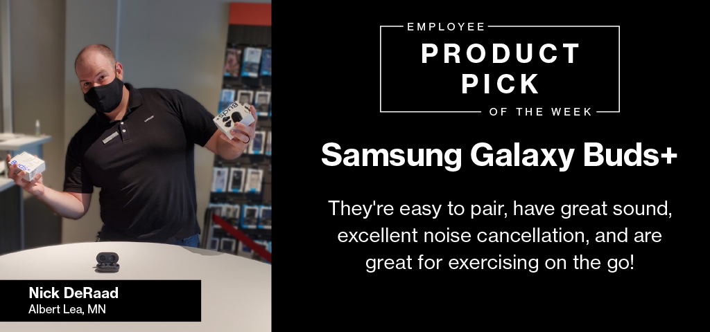Employee Product Pick of the Week