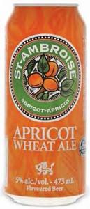 Pure Global Imports St Ambroise Apricot Wheat Ale 473ml