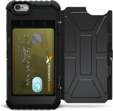 UAG iPhone 6/6s Urban Armor Gear Card Case