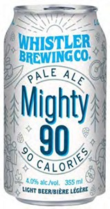 Set The Bar Whistler Brewing Mighty 90 Low Cal Pale Ale 2130ml