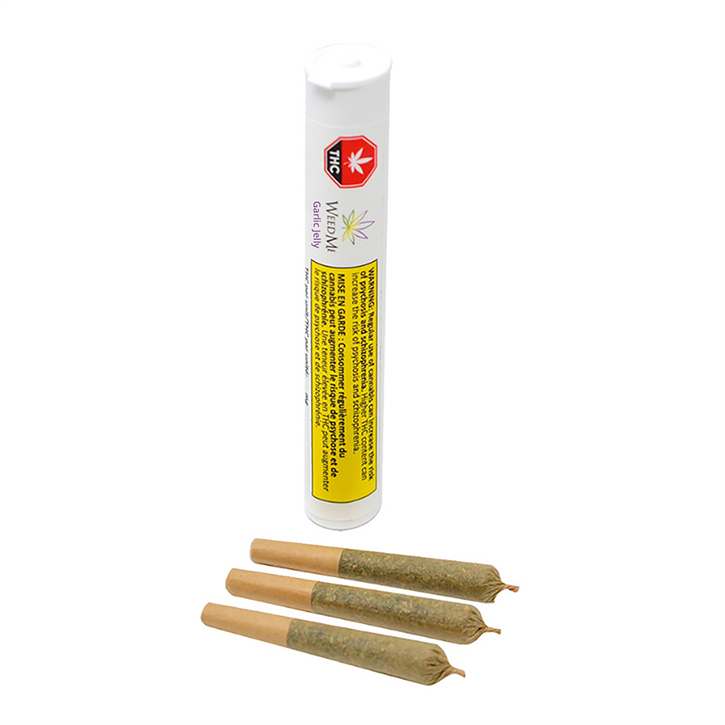 Garlic Jelly - Weed Me - Pre-Roll