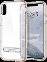 Spigen iPhone X Crystal Hybrid Glitter Case with Kickstand