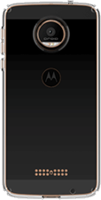 Speck Moto Z Candyshell Clear Case