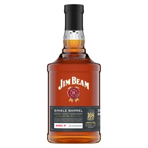 Beam Suntory Jim Beam Single Barrel  Selected Batch 750ml