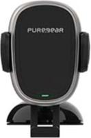 PureGear 10W AutoGrip Universal Car Charging Mount w/ Qi + Suction Mount