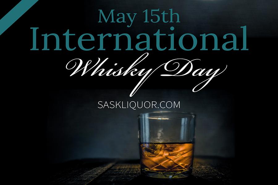 International Whisky Day 2021