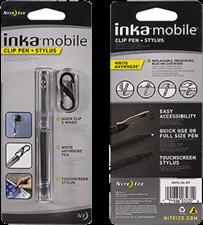 Nite Ize Inka Mobile Clip Pen + Stylus