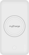 myCharge Unplugged Qi 5W Wireless Charging Powerbank