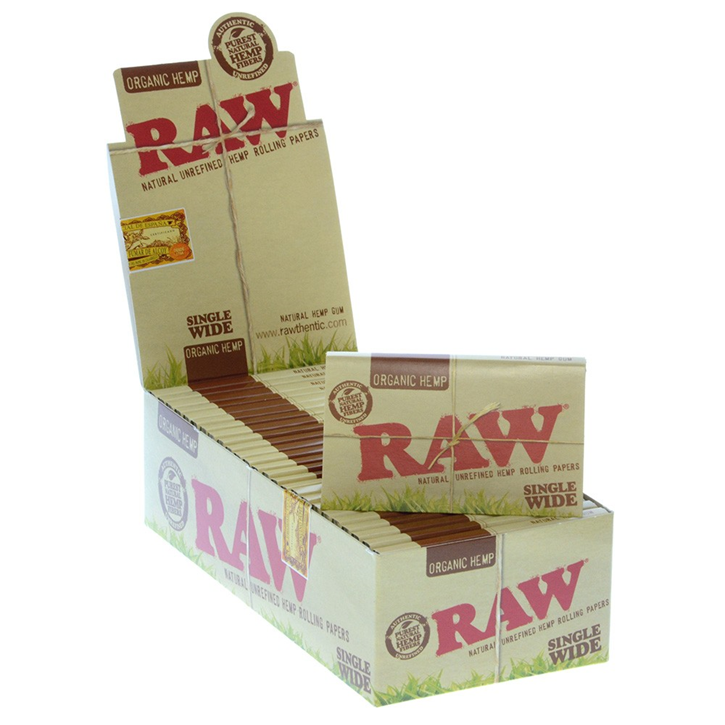 RAW, Organic, Rolling Papers