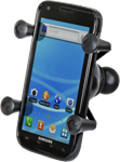 "RAM Mounts Universal X-Grip Cell Phone Holder with 1"" Ball"