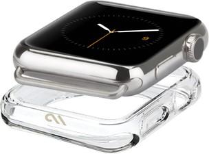 Case-Mate Apple Watch 38mm/40mm Tough Clear Bumper Case