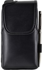 Sonim XP8 Leather Pouch with Metal Clip