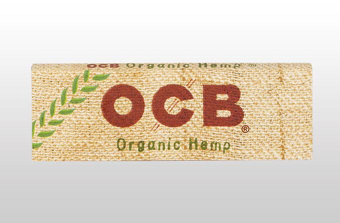 OCB, Organic Hemp Rolling Papers