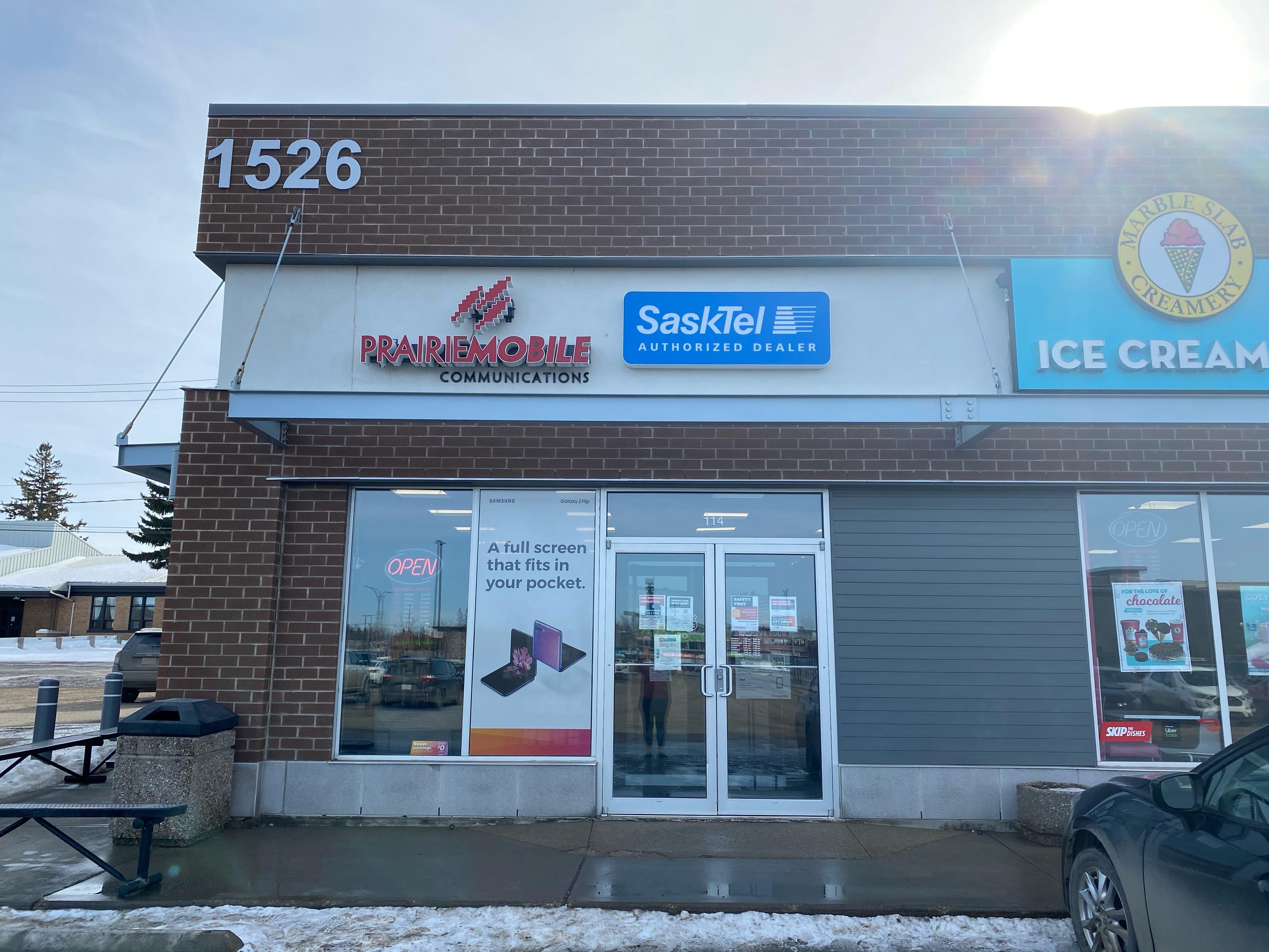 Saskatoon - Eighth Street East Store Image