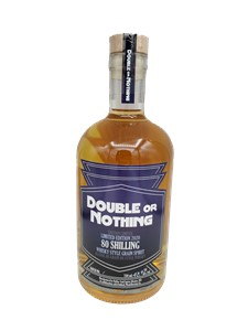 Outlaw Trail Spirits Double or Nothing 80 Shilling Whisky Style Grain Spirit 750ml