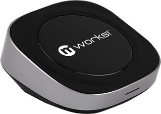 mWorks mPOWER! Fast Charge Wireless Charging Pad