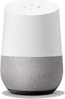 Google Home (Rock Candy) - White Smart Speaker