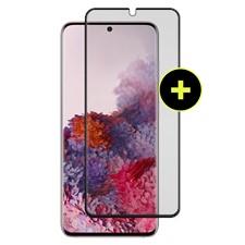 Gadget Guard Motorola Moto Edge / Moto Edge Plus Black Ice Plus Flex Screen Protector