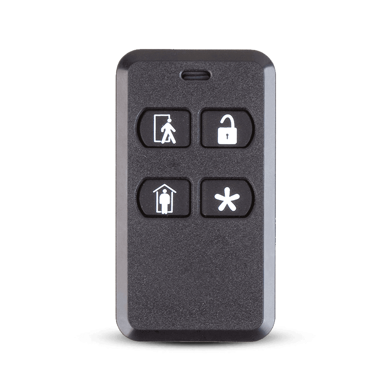 Key Button Ring Remote