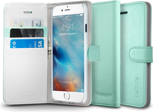 Spigen iPhone 6/6s Wallet S Case With Card Holder