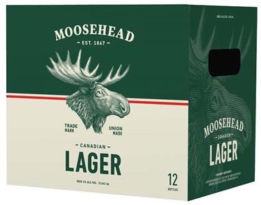 Wett Sales & Distribution Moosehead Lager 4092ml