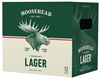 Wett Sales & Distribution Moosehead Lager 4092ml