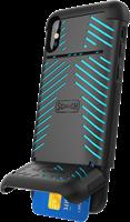 Scooch iPhone XS/X Wingmate Wallet Case