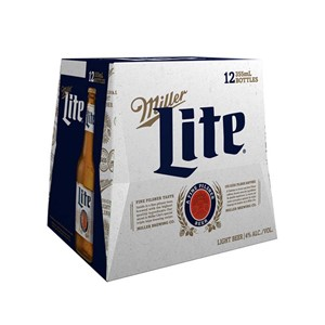 Molson Breweries 12B Miller Lite 4260ml