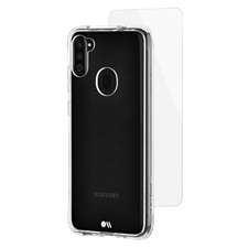 Case-Mate Galaxy A11 Protection Pack Tough Case And Glass Screen Protector