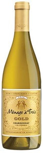 Philippe Dandurand Wines Menage A Trois Gold Chardonnay 750ml