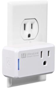 Ultralink Smart Home Wi-Fi Slim Plug