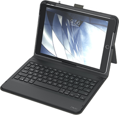 Zagg Messenger Folio Bluetooth Keyboard For Ipad 10.2 / Pro 10.5 / Air 3