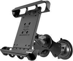 RAM Mounts RAM Tab-Tite w/ RAM Twist-Lock Dual Suction for iPad Pro 9.7 - B Size - Medium Arm