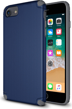 Base iPhone SE - 6/7/8 ProTech Rugged Armor Protective Case