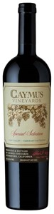 Bacchus Group Caymus Special Selection Cab Sauv 750ml