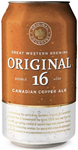 Great Western Brewing Company 1C Original 16 Canadian Copper 473ml