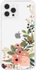 Case-Mate iPhone 12 Pro Max with Micropel Rifle Paper Case