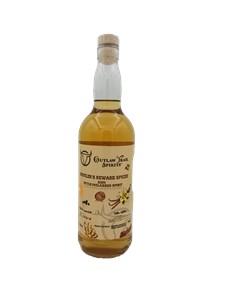 Outlaw Trail Spirits Rustler's Reward Spiced Rum Style Molasses Spirit 750ml