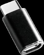 Micro-USB to USB Type-C KEY Adapter
