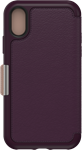 OtterBox iPhone XS MAX Leather Strada Folio Case