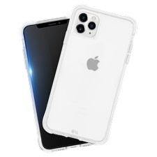 Case-Mate iPhone 11 Pro Protection Pack Tough Clear Case Plus Glass Screen Protector