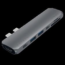 Satechi Aluminum Type C Pro Hub Adapter