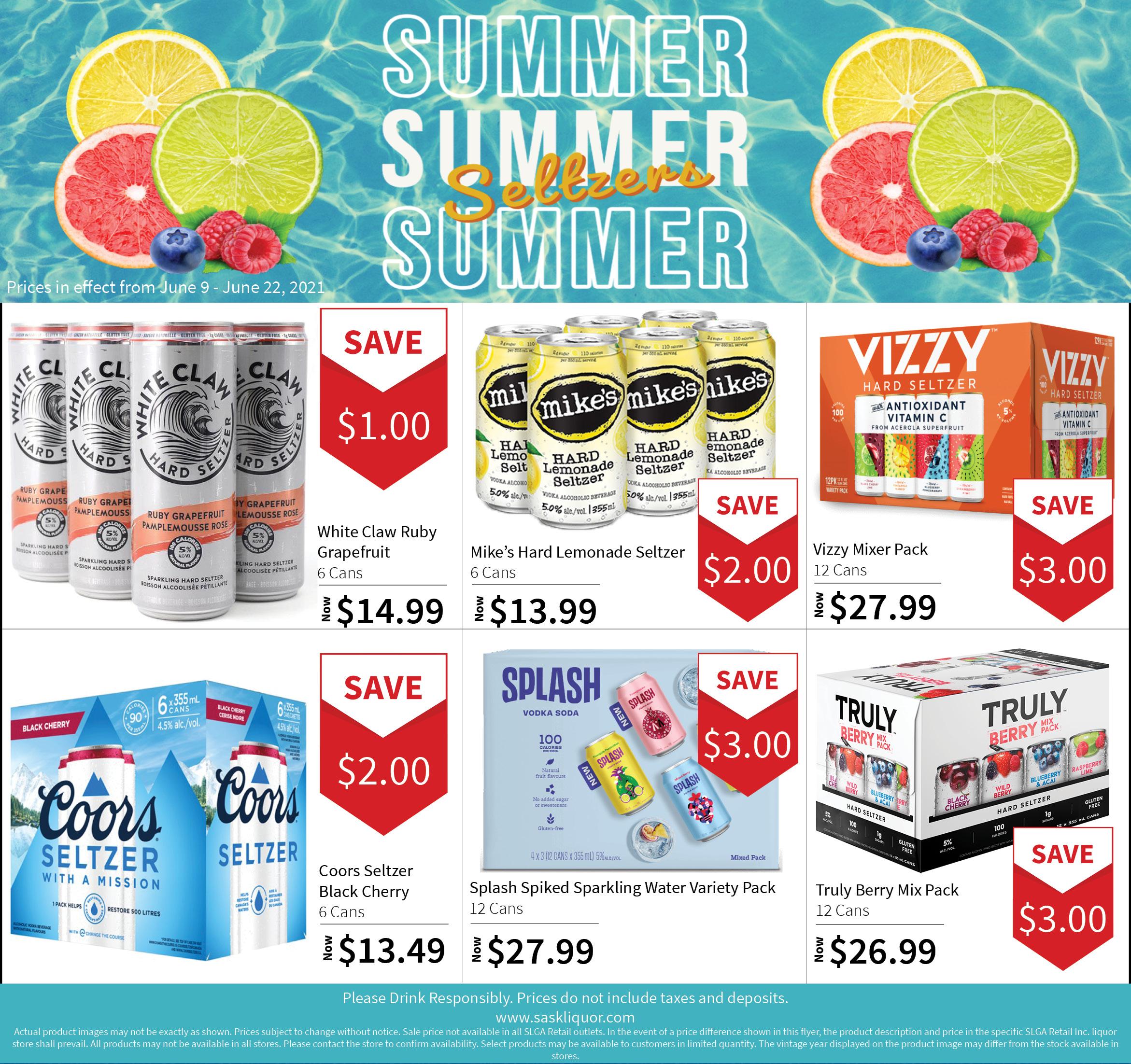 Summer Seltzer