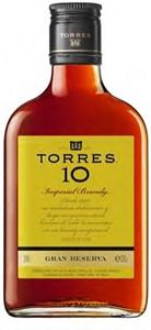 Philippe Dandurand Wines Torres 10 Year Classic Brandy 200ml